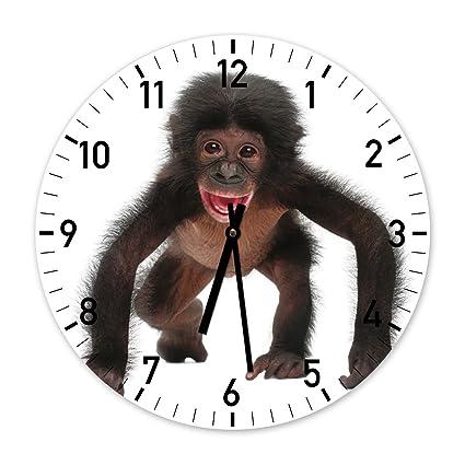 Bebé Bonobo – Reloj Designer -, pvc, extra grand 120cm