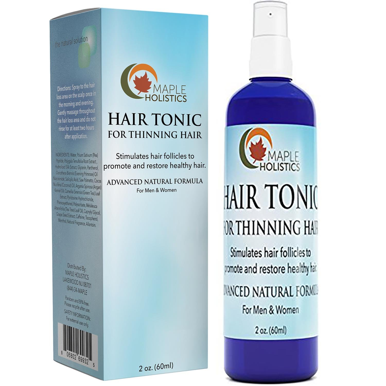 Hair Loss Restoration Treatment Shampoo For Men Women Electrical Wall Outlet Wiring Newhairstylesformen2014com Thinning Tonic Thicker Natural Thickener And Follicle Stimulator Growth