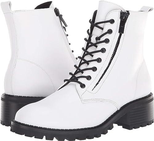 halston heritage lois combat boot Shop