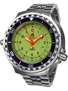 Tauchmeister Diver Watch with 24h Automatic Movement T0313M