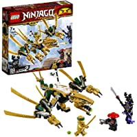 LegoNinjagoKlasik Altın Ejderha (70666)