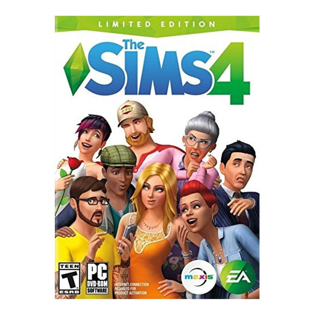 The Sims 4 Limited Edition PC / Mac by Mecca Electronics