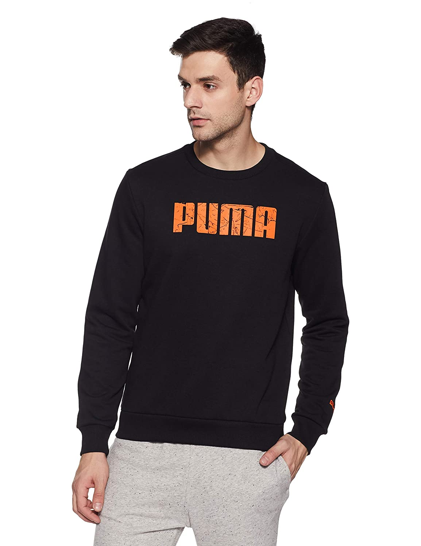 100% authentic 29ab1 c890b Accessories amp  Amazon Puma Sweatshirts Clothing Cotton in Men s ZRq1n0v
