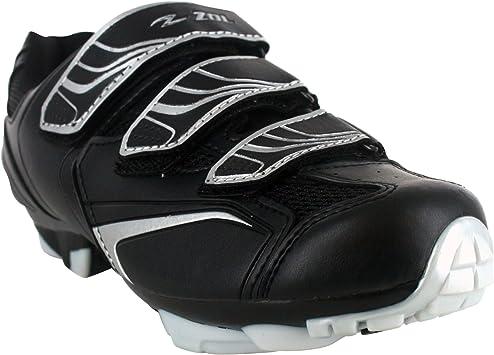ZOL Zapatillas de deporte para ciclismo de interior y de montaña ...