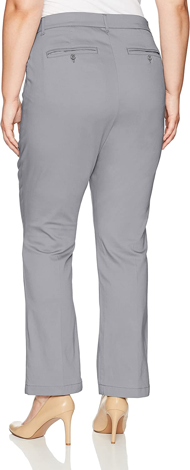 Lee Womens Plus-Size Plus-Size Motion Series Total Freedom Pant