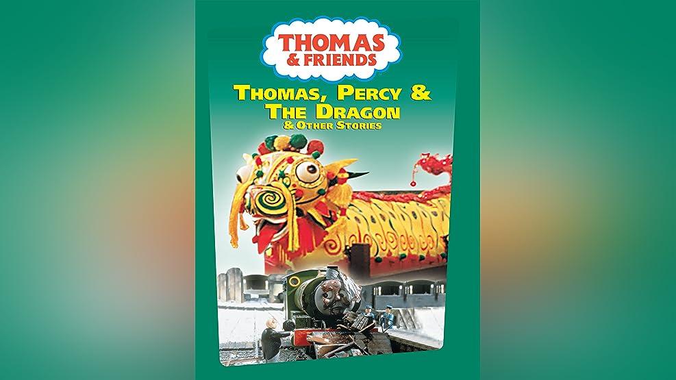 Thomas & Friends: Percy & The Dragon