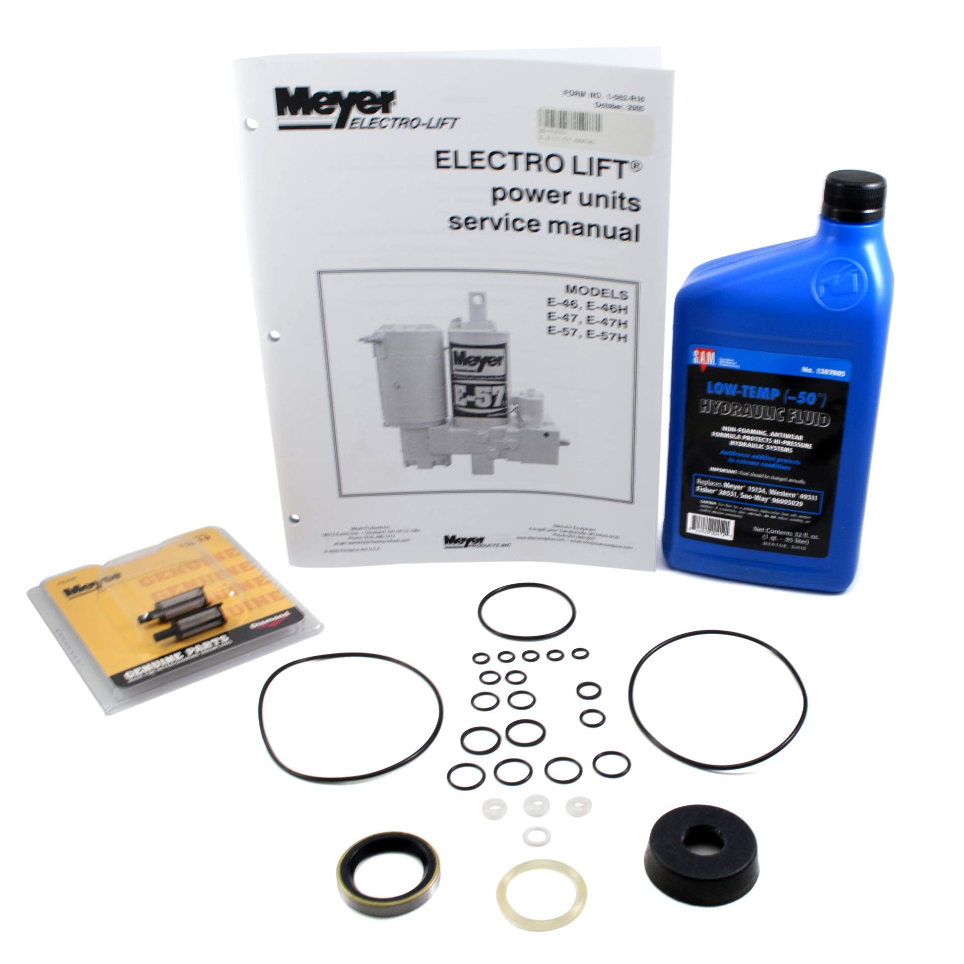 Meyer E47 E57 Tune-Up/Rebuild/Repair Kit by RCPW