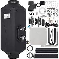 VEVOR 5 KW diesel luchtverwarmer, 12 V standverwarming, diesel, staande verwarming, diesel standverwarming, Air Diesel…