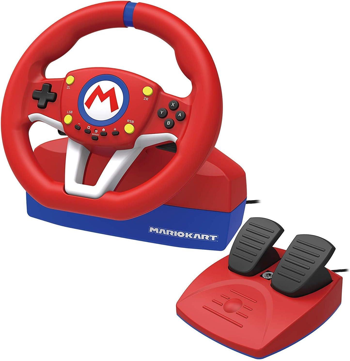 Volante Hori Mini Nintendo Switch - Amazon