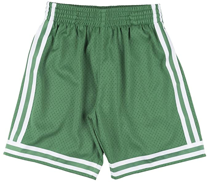 c69d9b437d9 Mitchell   Ness Boston Celtics NBA Green 1985-86 Hardwood Classics  Throwback Soul Swingman Away