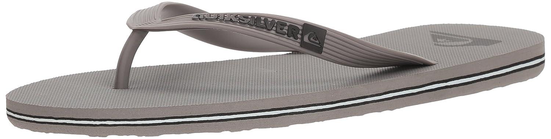 Quiksilver Men's Molokai Flip-Flop Quiksilver Footwear MOLOKAI SANDAL-M