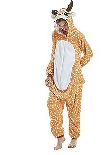 KRAZY TOYS Pijama Animal Entero Unisex para Adultos como ...