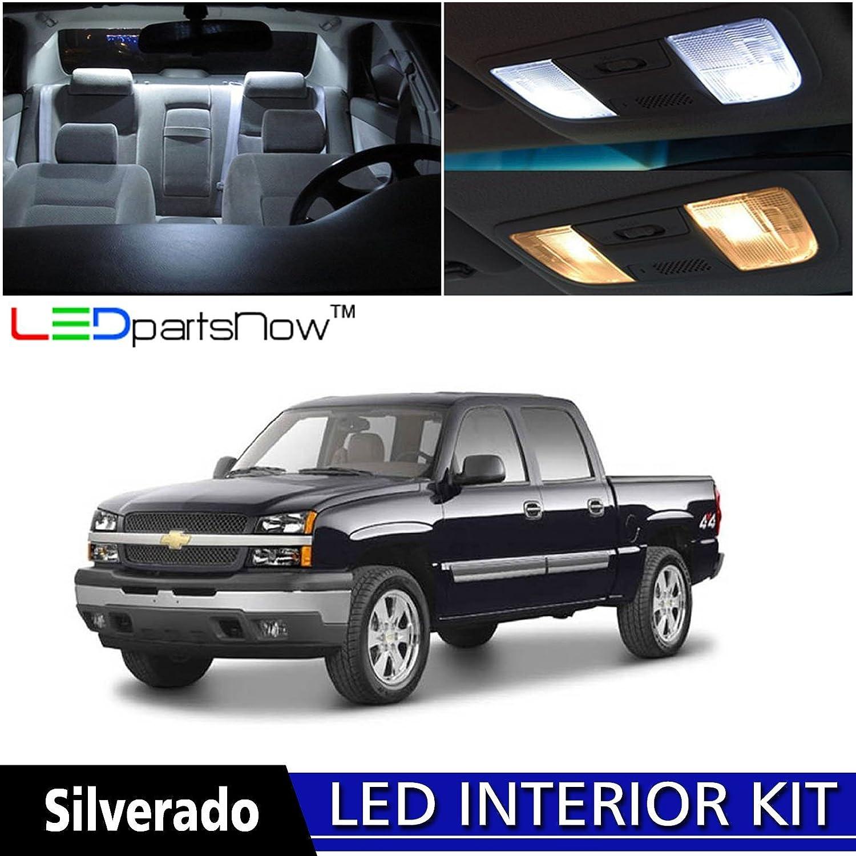 2001 Chevy Silverado Led Interior Lights