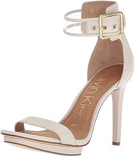 11c1f1f59647 Calvin Klein Women s Vable Heeled Sandal