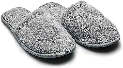 Arus - Pantufla de baño, 1 par, tamaño: 38/42 o 43/46, pantuflas ...