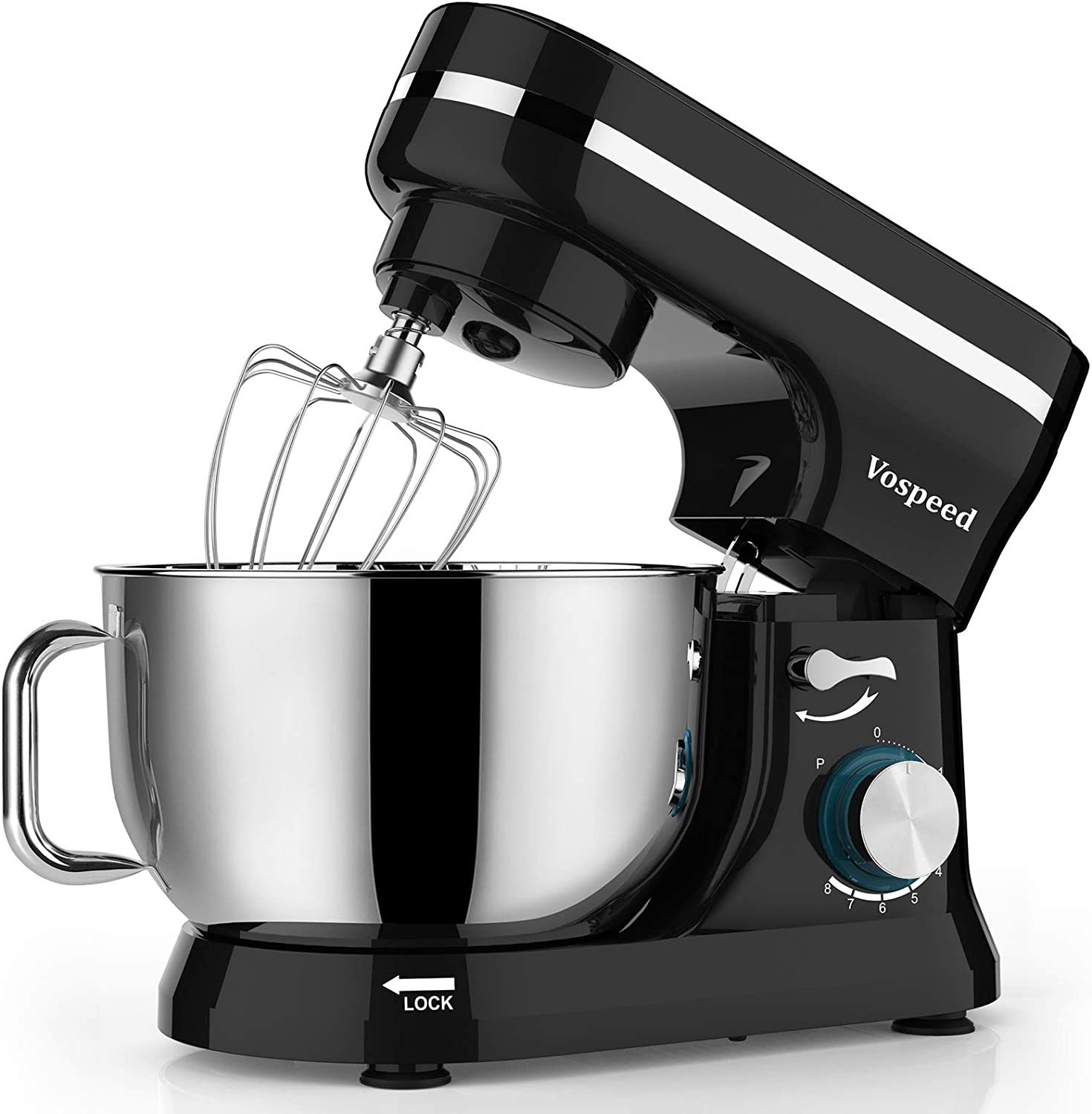 Vospeed Food Stand Mixer Dough Blender for £89.95