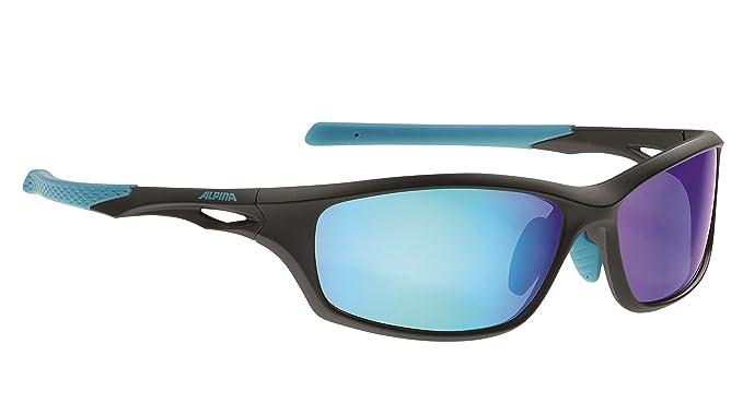 Alpina Lunettes de sport Senax P taille unique Black Matt-Blue CcDaTT