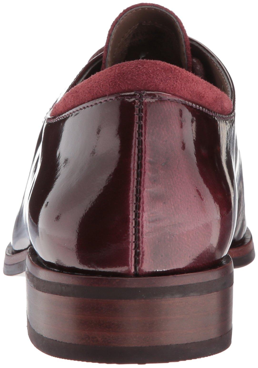 Aerosoles Women's East Village Oxford, Wine Leather, 9 M US by Aerosoles (Image #2)