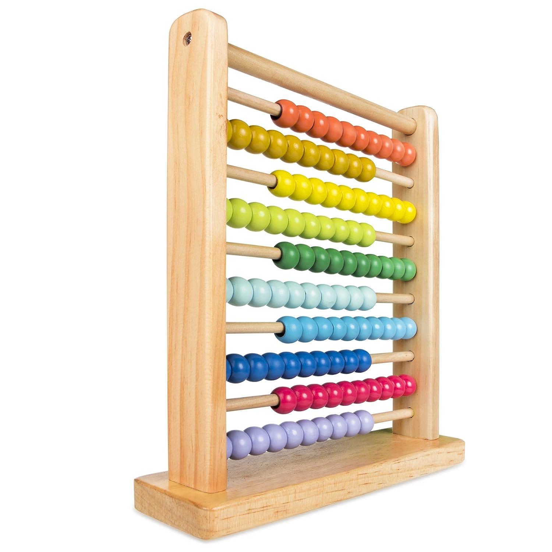 ColorBaby - Ábaco de Madera (40995) 40995_-