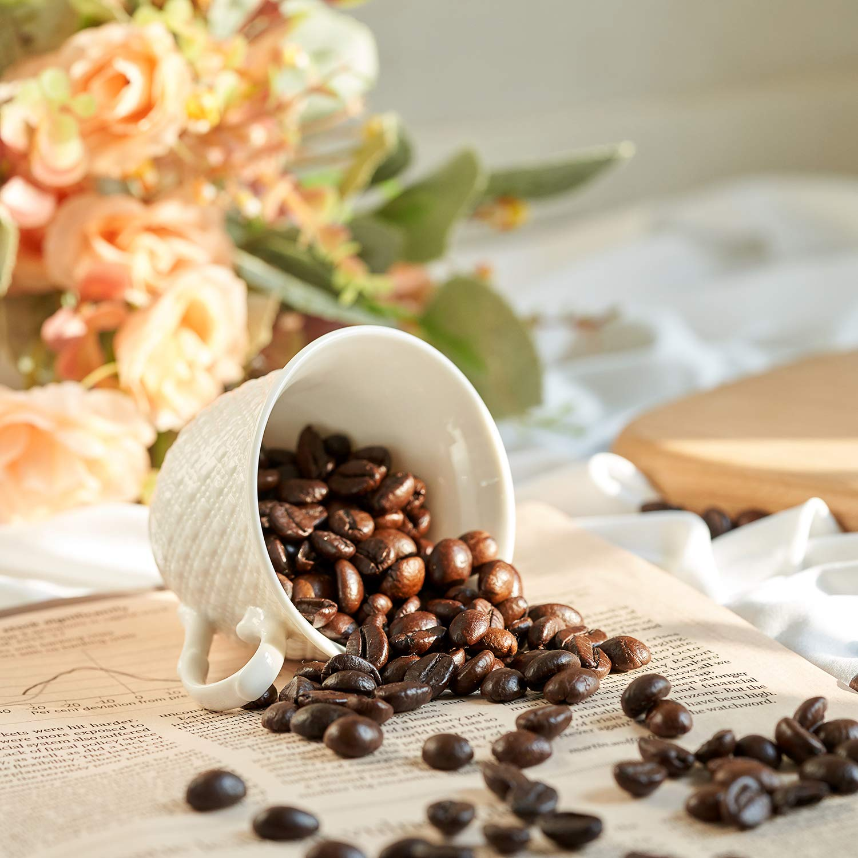 White Espresso Cup Set Porcelain Espresso Cup Set China Tea Cups ...
