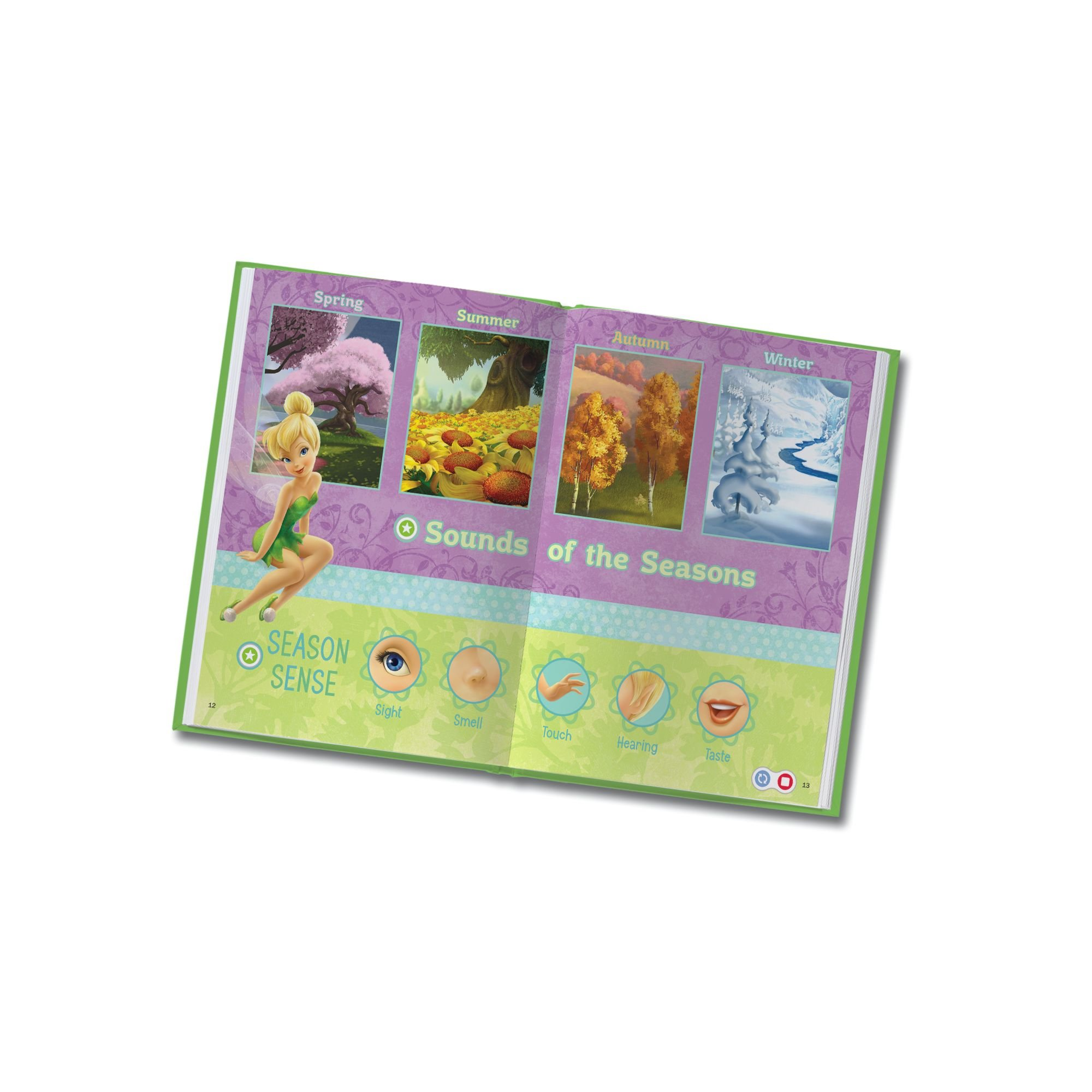 LeapFrog LeapReader Book: Disney Fairies Puzzle Time (works with Tag) by LeapFrog (Image #6)