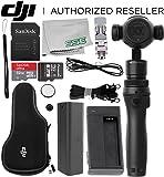 DJI OSMO+ Plus Handheld Fully Stabilized 4K Camera Beginners Bundle