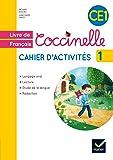 Coccinelle Français CE1 éd. 2016 - Cahier d'activités 1