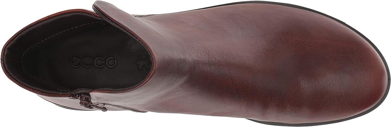 ECCO Damen Skyler Stiefeletten Braun Cognac 2053