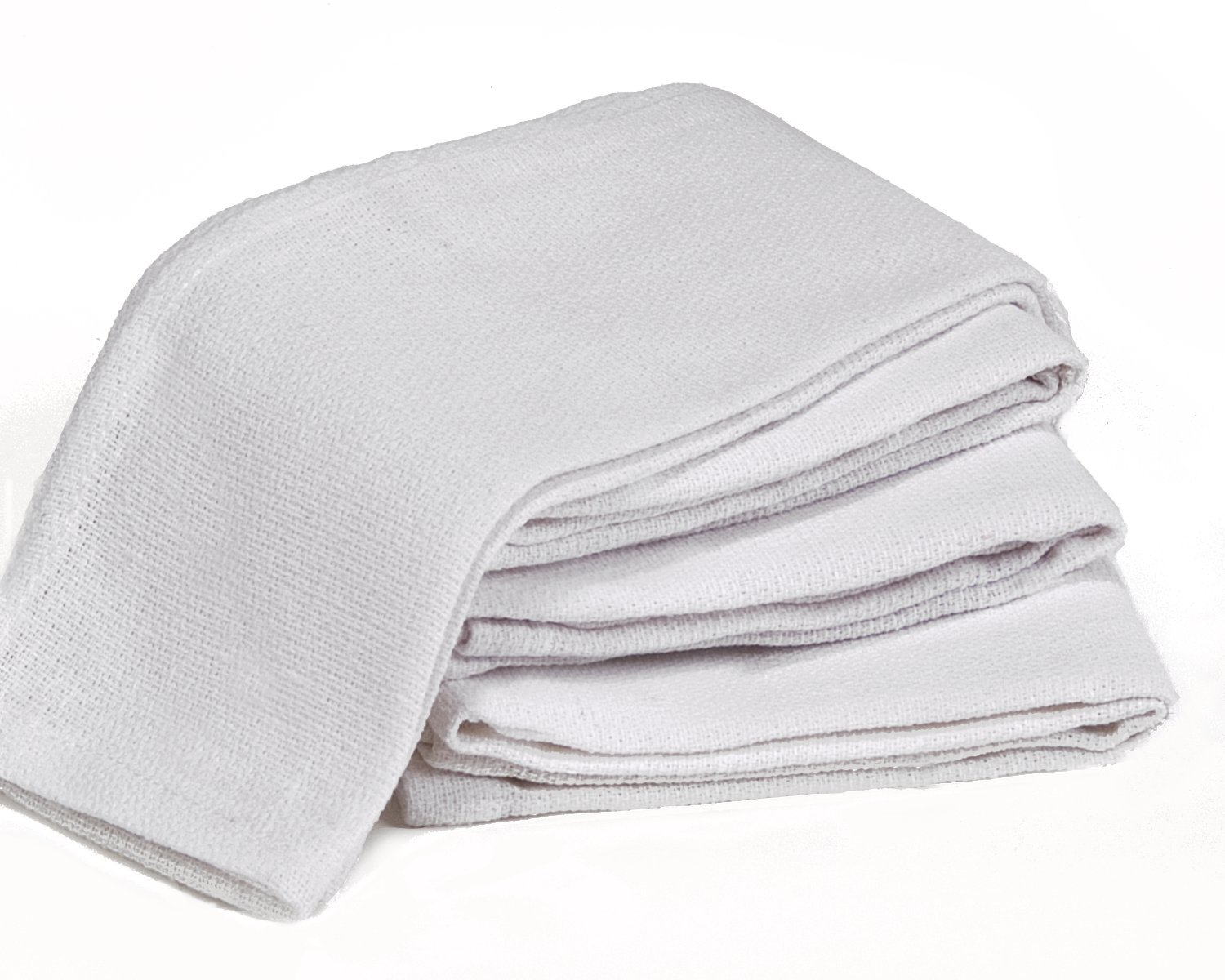 Towels by Doctor Joe Blue 16' x 25' New Surgical Huck Towel, Pack of 12 DJS1600-BL