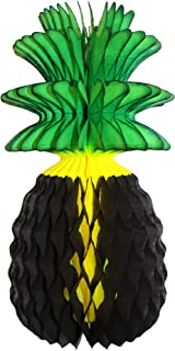 product image for 3-Pack 13 Inch Jamaican Dyed Pineapple Decorations