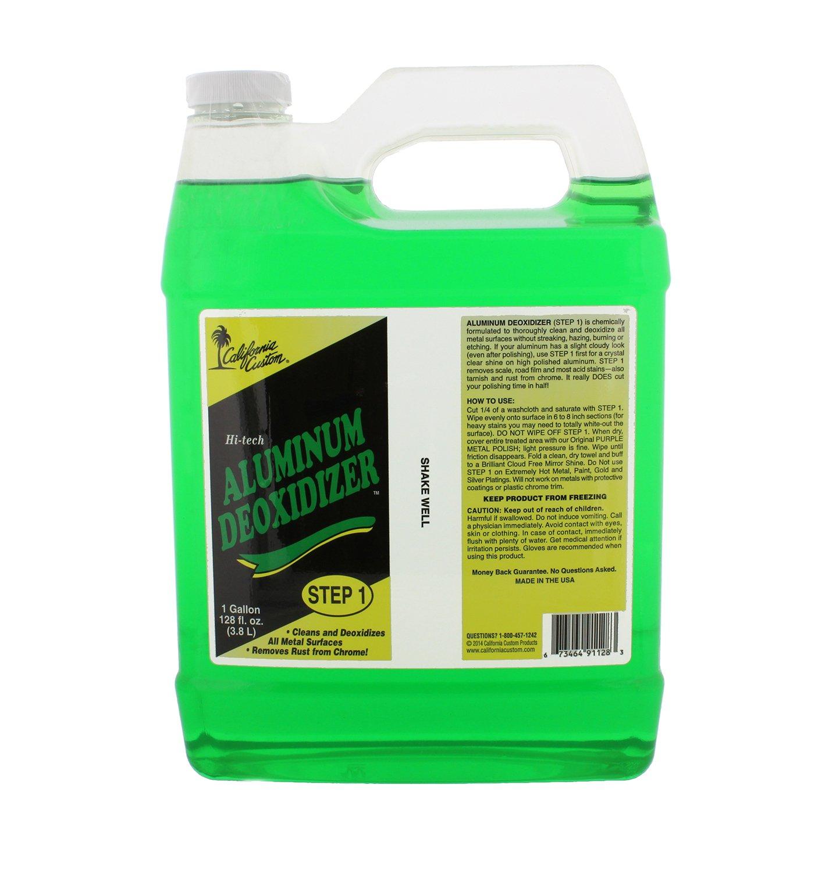 Aluminum Deoxidizer - Gallon Jug