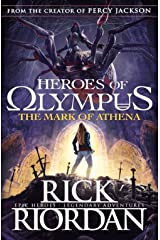 The Mark of Athena (Heroes of Olympus Book 3) Paperback