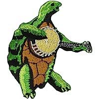 Application Grateful Dead Terrapin Banjo Patch