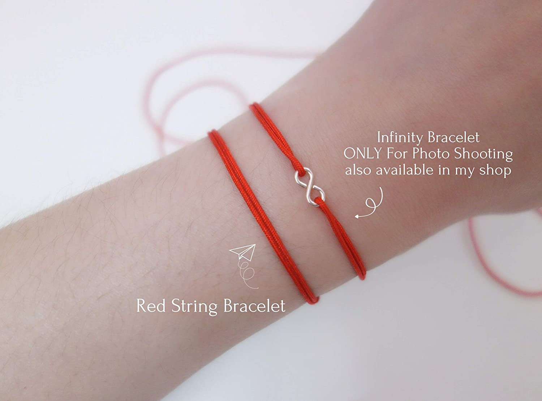 Red String Bracelet//Amulet Bracelet//Kabbalah Bracelet//Red String Of Fate//Protective Bracelet//Red Thread Bracelet//Good Lucky Bracelet//Friendship Bracelet//Romance//Lucky Charm Bracelet