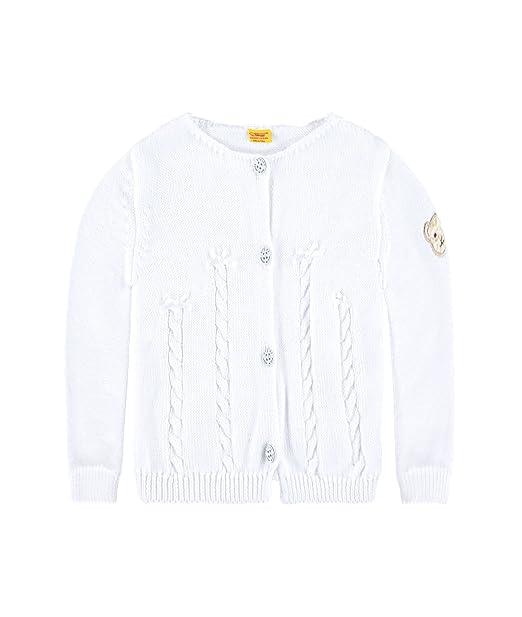 Punto White bright Steiff 1000 11 Blanco Bolero Chaqueta Niños Arm g8fI8q0
