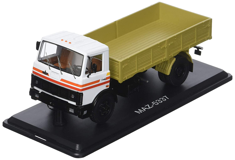 Start Scale Models ssm1174 – maz de 5337 Camiones Benne, autoexport Edition