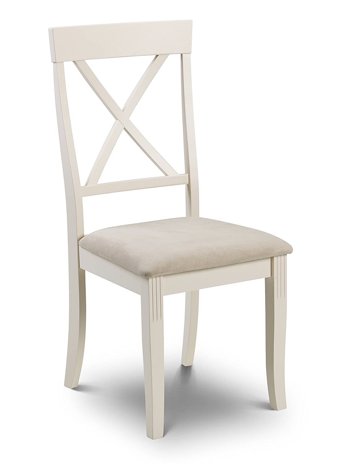 leather restaurant chairs. Julian Bowen Davenport Dining Chairs, Wood, Ivory, Set Of 2 Leather Restaurant Chairs E