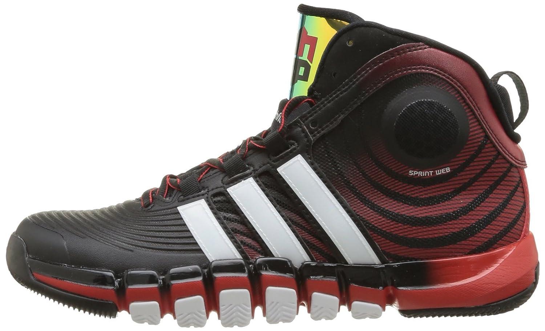 new product 651de 3aeaf adidas D Howard 4, Herren Basketballschuhe, Schwarz (Black1Runwh), 46 23  EU (11.5) Amazon.de Schuhe  Handtaschen