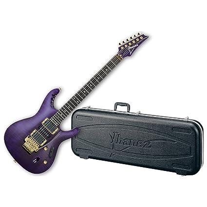 Ibanez egen18tvf Herman Li (DragonForce) firma + caso guitarras eléctricas Metal – Moderno