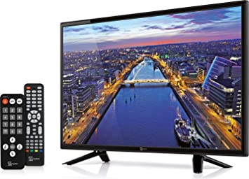 Telesystem PALCO TS24LS08 - Televisor LED 24