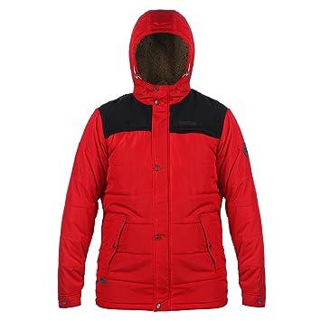 Regatta Hombres de Invierno cálido II Jacket-Surf Spray, pequeño, Chaqueta, Hombre