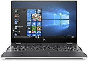 "HP Pavilion X360 15.6"" HD Convertible Touch Laptop, Intel Core i5-8265U Processor, 20GB Memory: 16GB Intel Optane + 4GB RAM, 1TB Hard Drive (Renewed)"