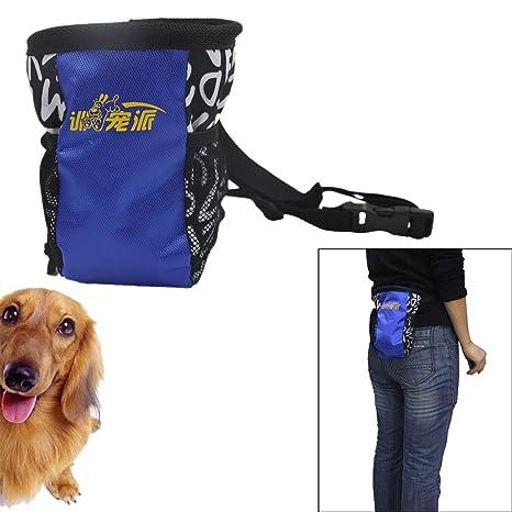 Amazon.com: Pet Snack Bag Pet Formación riñonera ...