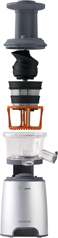 Kenwood JMP 600 SI Extractor de zumos, 150 W, 1.3 litros, plástico ...