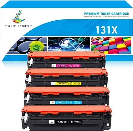 NEW 5 Pack V4INK Laser Jet ZNH-CF210A-21 Black//Yellow//Pink//Blue Toner Cartridge