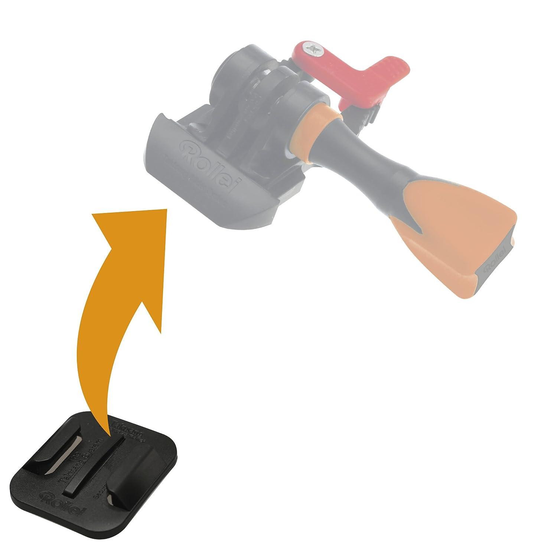 Rollei Safety Pad Almohadilla de seguridad para c/ámaras deportivas de Rollei y GoPro