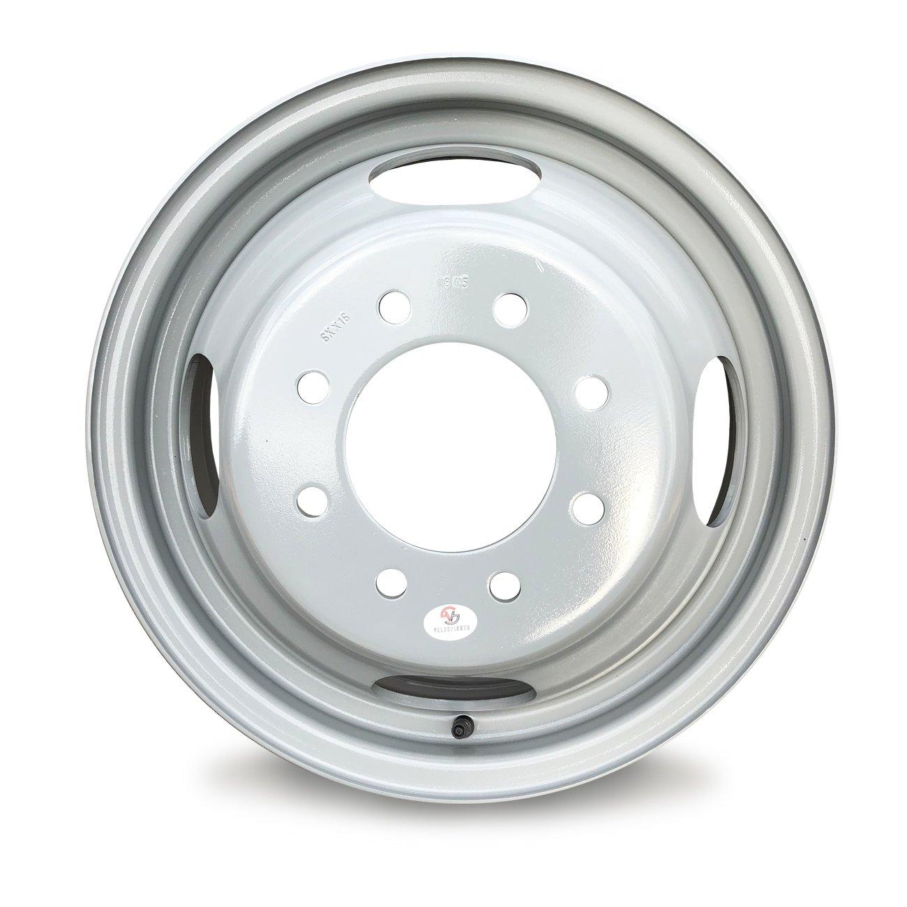 NEW 16X6 INCH GMC 1988-2000 3500 Super Duty Dually Steel Wheel Rim OEM Quality 1620