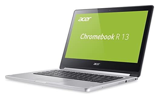 Acer, Chromebook r13, 2in1 convertible full-hd ips touch-display 4gb 32gb flash chrome os - ordenador portátil [Teclado Aleman QWERTZ]: Amazon.es: ...