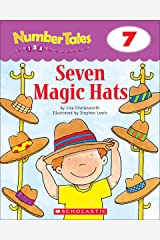 Number Tales: Seven Magic Hats Kindle Edition