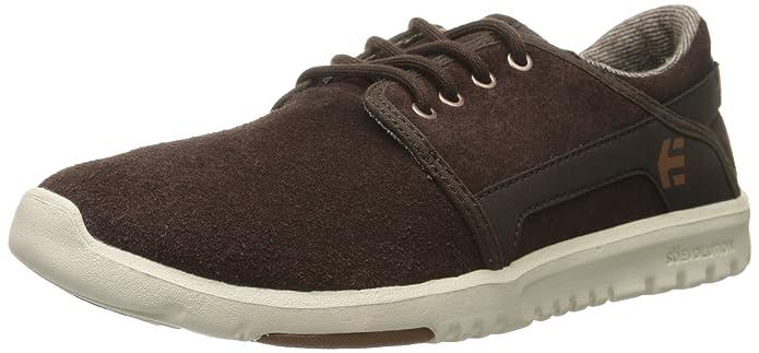 Etnies Scout Schuhe Erwachsene Herren braun (dark brown)